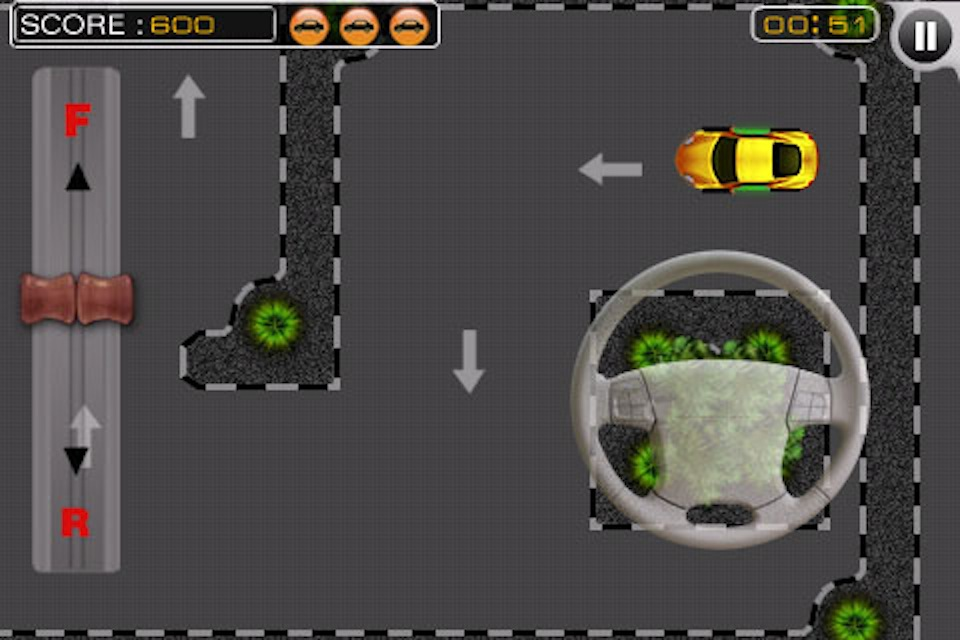 Screenshot iPark It! – AddictingGames