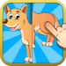 Animal and Food Mix & Match Puzzle for Kids and Toddlers