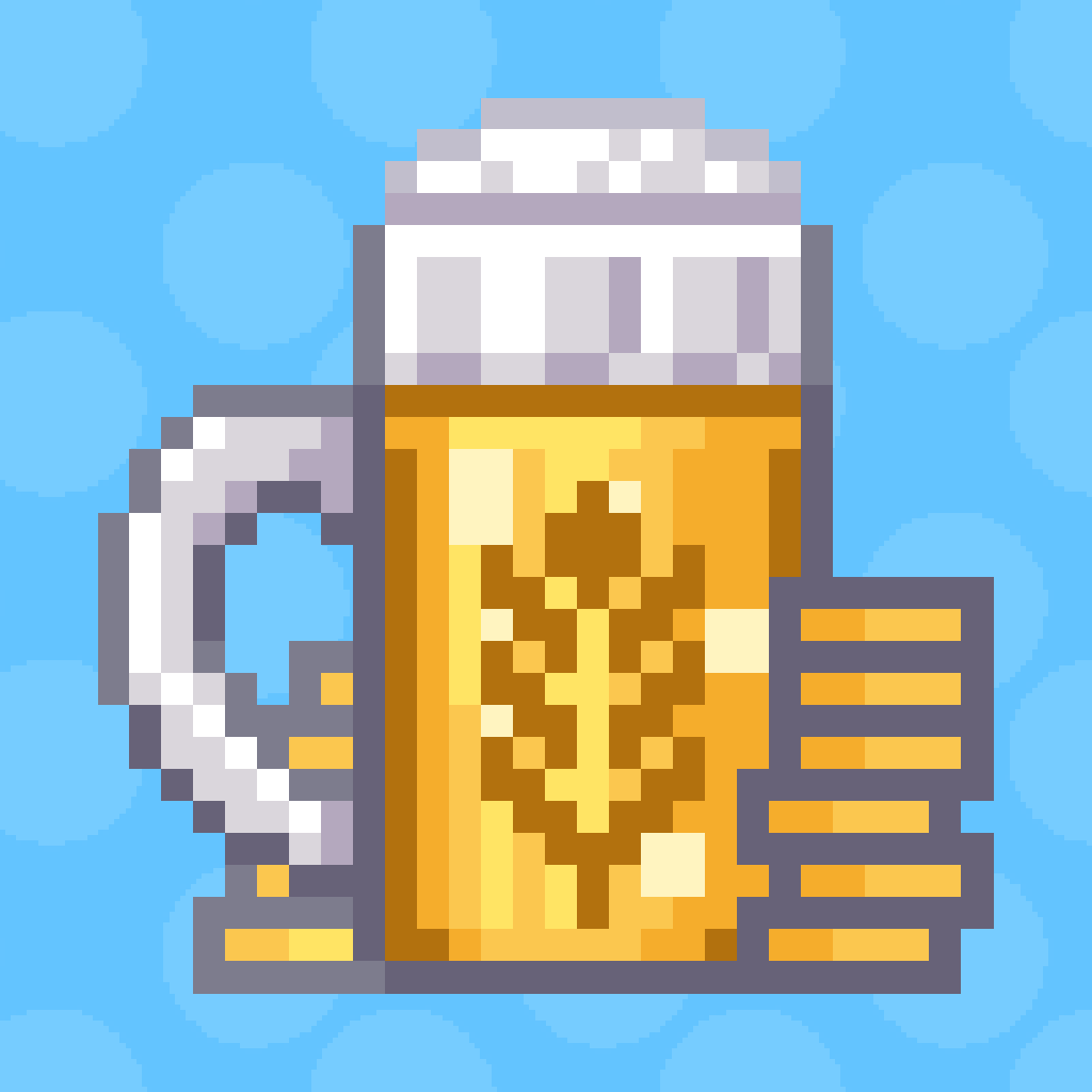 iPhone, iPad: »Fiz: The Brewery Management Game«